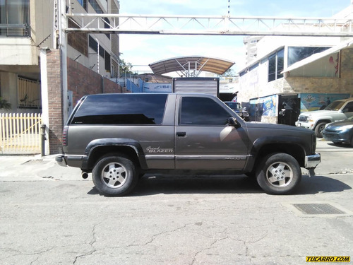 chevrolet grand blazer 2p 4x4 - sincronico