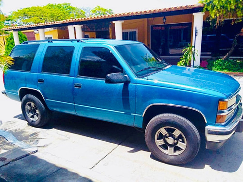 chevrolet grand blazer sport wagon 1998