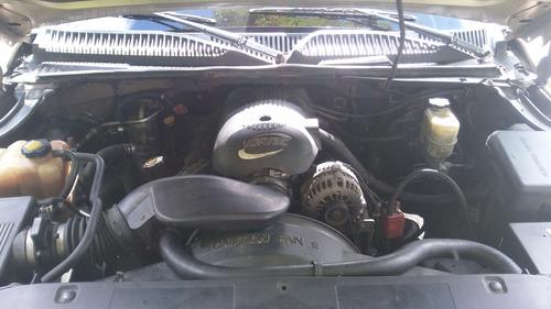 chevrolet grand blazer z71 tahoe blindada nivel 3 camioneta