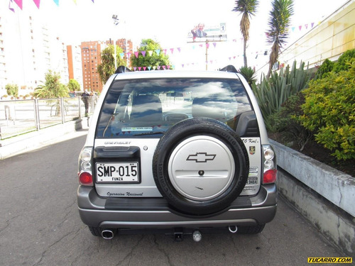 chevrolet grand vitara 1.6 mt 3 pts 4x4