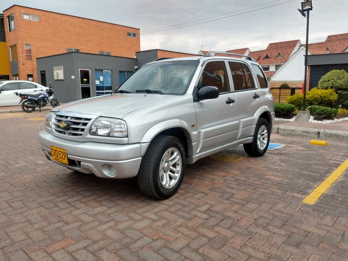Chevrolet Grand Vitara 2 0 4x4 Mec U00e1nica 5 Puertas 2008