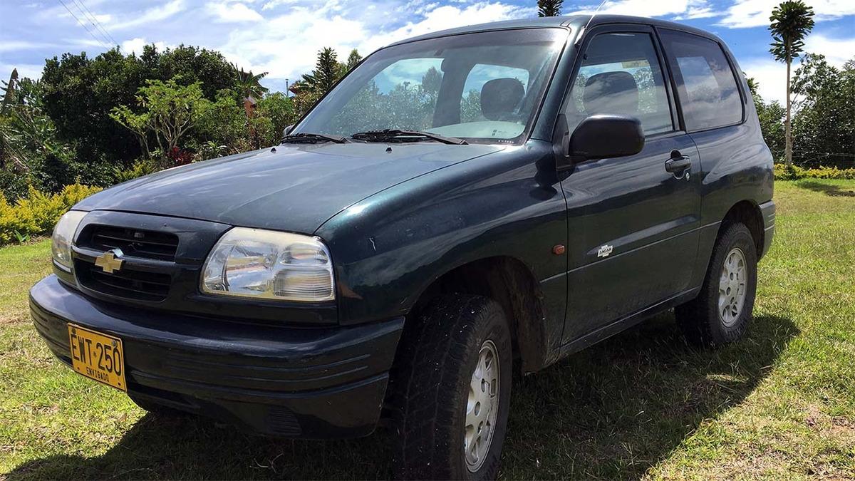 Chevrolet Grand Vitara    3 Puertas    1 600    Medell U00edn