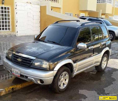 chevrolet grand vitara  4x2 sincronica