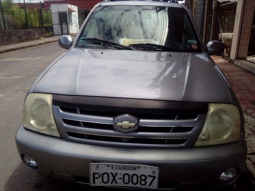 chevrolet grand vitara xl7 año 2006