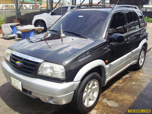 chevrolet grand vitara xl7 - sincronico