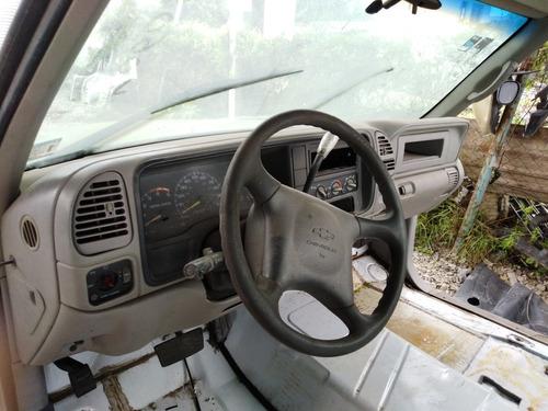 chevrolet heavy duty camión carga
