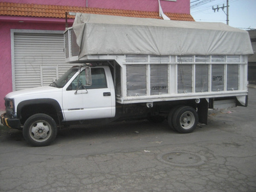 chevrolet heavy duty modelo 2000