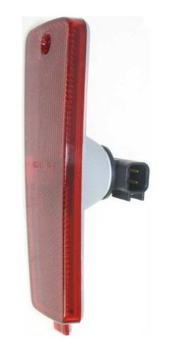 chevrolet  hhr 2006 - 2011 faro reflector trasero izquierdo