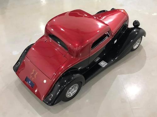 chevrolet hot rod 1934 coupé