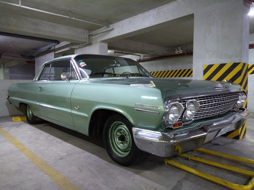 chevrolet impala 1963 hardtop coupé