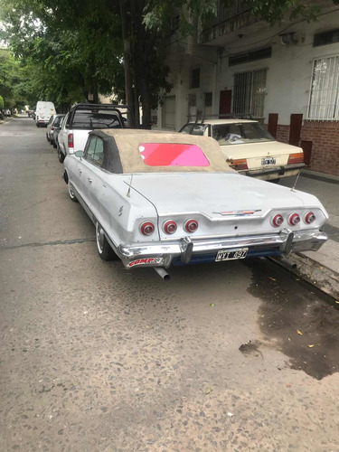 chevrolet impala 1963 v8