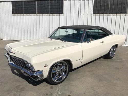 chevrolet impala coupe 1965
