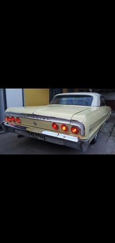 chevrolet impala coupe