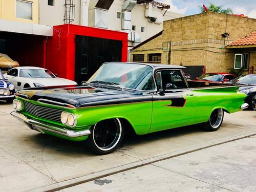 chevrolet impala el camino  año:1959