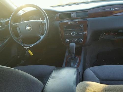 chevrolet impala ls motor 3.5 06-11 yonkeado para partes