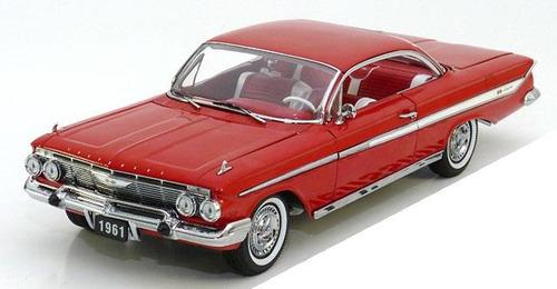 chevrolet impala sport coupé 1961 - sun star 1/18