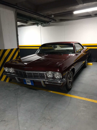 chevrolet impala ss 1965
