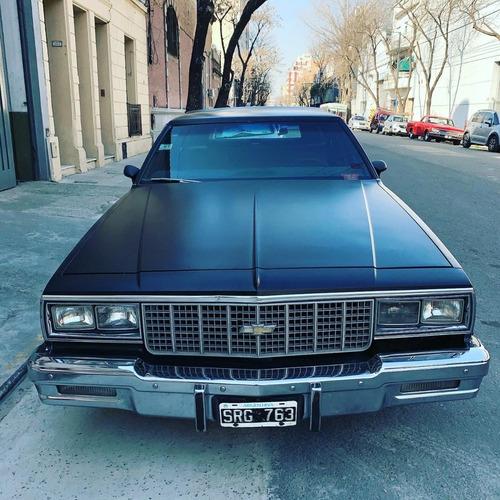 chevrolet impala station wagon