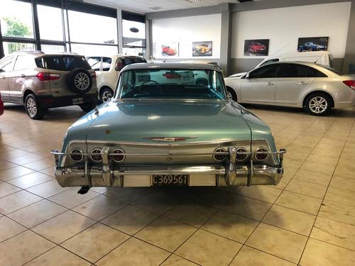 chevrolet impala v8 1962