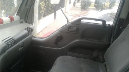chevrolet izuzu npr furgon termico frio gancheras reparto