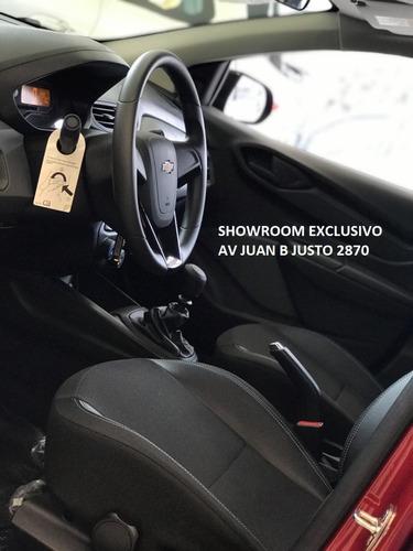 chevrolet joy black 2020 - linea nueva - oferta ! hmc