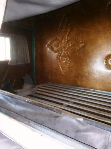 chevrolet kodiak 14-190 . mediano con carrocería cerealera