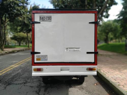 chevrolet luv 1600cc mt furgon