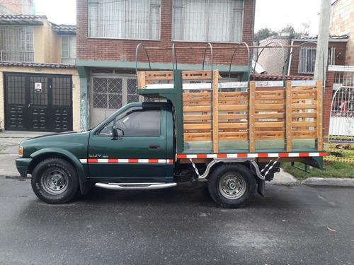 chevrolet luv 1997 2300cc estacas 4x2 tipo hilux, b2200, d21