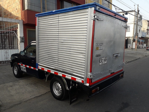 chevrolet luv 1997 4x2 furgón pública 1600cc