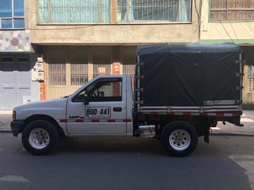 chevrolet luv 2.3 estacas diesel 1995