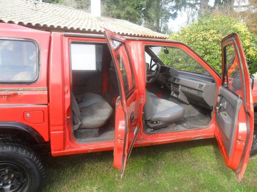 chevrolet luv 2.3 pick-up 96  d/cab 4x2 nafta gnc $ 149000