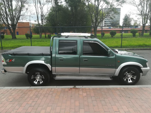 chevrolet luv 2300 4x4 full injection - gasolina 1997