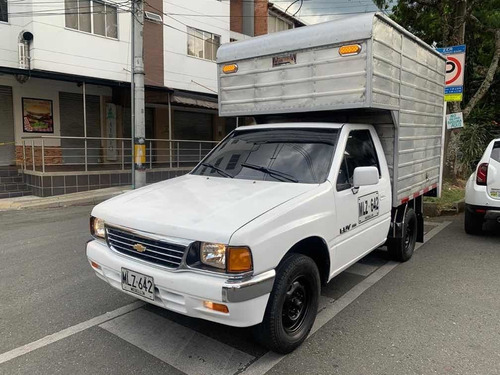 chevrolet luv 2.300/ furgón 1996 4x2 original al día