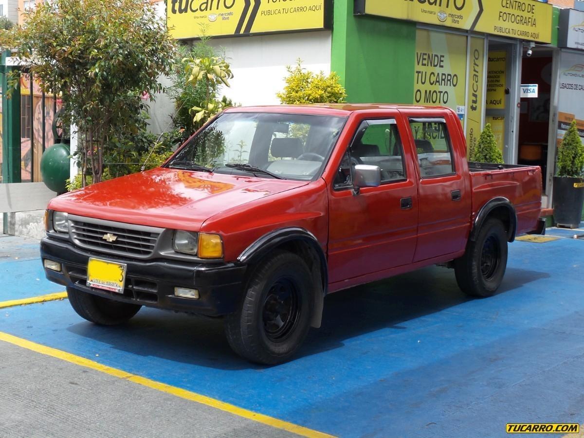 Chevrolet Luv 2 3c Mt 16 900 000 En Mercado Libre