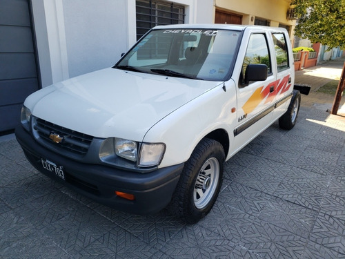 chevrolet luv 2.5 pick-up d/cab 4x2 aa 2000
