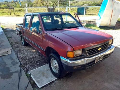 chevrolet luv 2.5 pick-up d/cab 4x2 d aa 1997