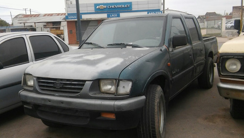 chevrolet luv 2.5 pick-up d/cab 4x2 d aa 1997