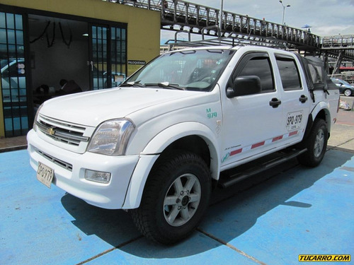 chevrolet luv d-max 3000cc 4x4 mt