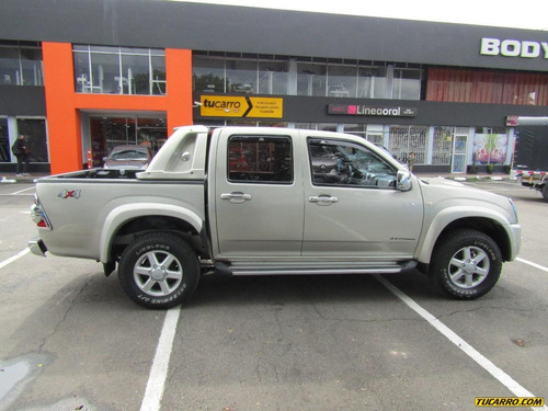 chevrolet luv d-max 4x4 doble cavina