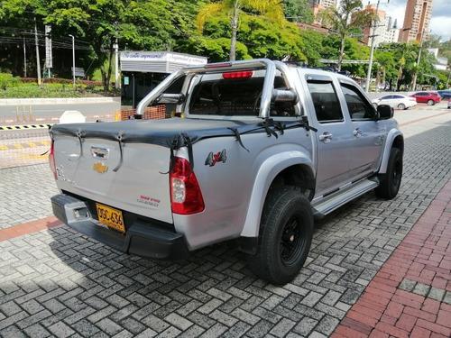Chevrolet Luv D-max Ls 3 0cc Diesel 4x4 Mt 2013