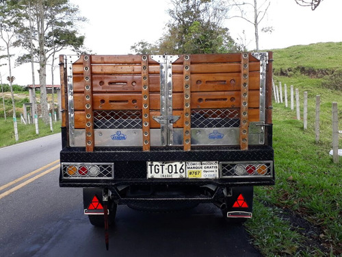 chevrolet luv d-max diesel 3.0 4x4 cs estacas