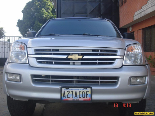 chevrolet luv d-max dob. cab. v6 - sincronico