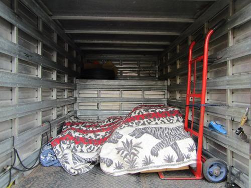 chevrolet luv d-max mt 2.5 furgon 4x2