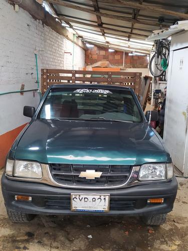 chevrolet luv diesel 4x2