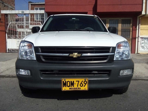 chevrolet luv dmax 4x2 diesel 3.0 2007 doble cabina aire ac