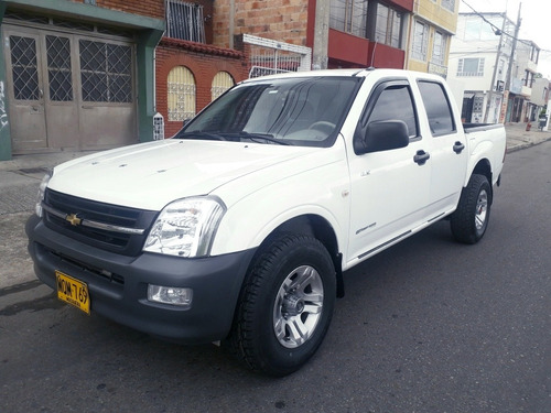 chevrolet luv dmax diesel 3.0 2007 doble cabina aire acond