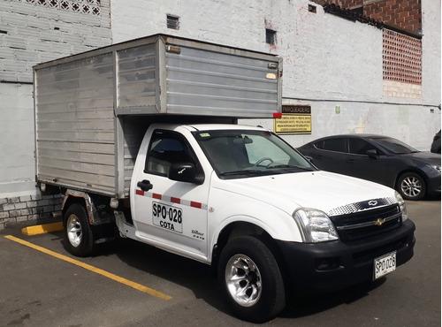 chevrolet luv dmax furgon
