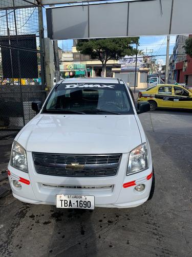 chevrolet luv dmax sencilla motor gasolina 2.4 color blanco