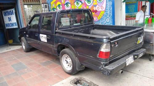 chevrolet luv doble cabina 4*2 2500 cc diesel