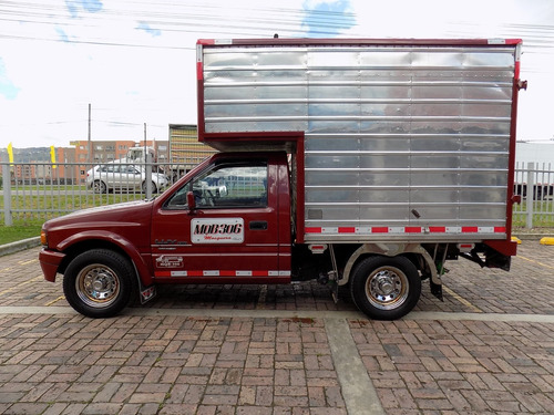 chevrolet luv furgon 2300 mt 4x2